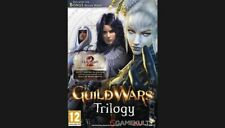 Guild Wars Trilogy CD key (All 3 campaigns Prophecies, Factions, Nightfall)