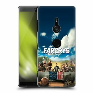 OFFICIAL FAR CRY 5 KEY ART AND LOGO BACK CASE FOR SONY PHONES 1