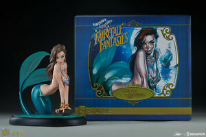 Sideshow Exclusive Little Mermaid Statue #1511 of 2000