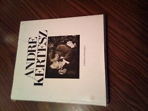Andre Kertesz A Lifetime of Perception 1993 HB/DJ