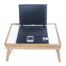 Foldable Laptop Stand Bed Laptop Table Portable Small Desk Breakfast Tray USA