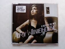 Amy Winehouse Back To Black /Video 4 Track CD