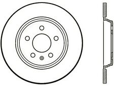 StopTech Disc Brake Rotor Rear Left for Audi A4 / A5 / A6 / A7 / Q5 / allroad