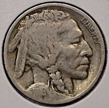 1916 Buffalo (Indian Head) Nickel Rotated Reverse    Inv.# 815
