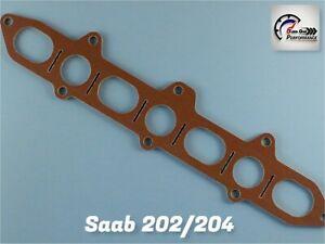 Phenolic Spacer Kit - Reduce Intake Temps! Saab 900/9000 B202/204