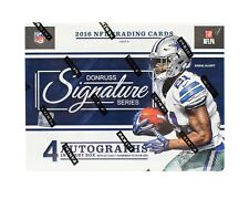 2016 DONRUSS SIGNATURE SERIES FOOTBALL RANDOM PLAYER 3 BOX BREAK 12 AUTOS #2