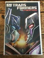 Transformers War for Cybertron #1 (IDW 2010) One Shot - Video Game Comic Adapt