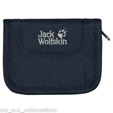 Jack Wolfskin First Class Travel Wallet - Night Blue