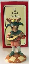 "Royal Doulton Bunnykins ""Jester"" DB-161 Limited Edition 8 of 1500"