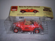 Liberty Classics Trust Worthy Ford 1940 Convertible 1:25 Diecast Bank ~New ~