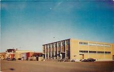 Portage La Prairie Manitoba~Saskatchewan Avenue East~Post Office~1950s Cars