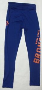 Gen 2 NCAA Teen-Girls Elastic Leggings Boise State Broncos - Size S - Blue
