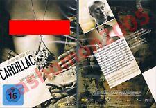 DVD CARDILLAC 1969 Hans Christian Blech Rolf Becker Edgar Reitz Scuderi Hoffmann