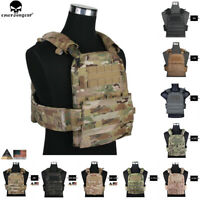 Emerson Tactical Vest Adaptive Harness Version AVS Plate Carrier Body Armor Vest