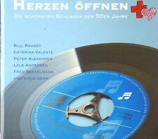 Maxi CD - Various  - Die schönsten Schlager der 50er Jahre - #A2043
