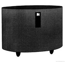 KEF PSW3500 Subwoofer Black Ash Sub - Ex Demo - As New - Full Warranty