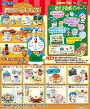 Re-Ment Miniature Japan Doraemon Welcome to Coffee Shop Full Set of 8 pcs