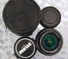 Pentax SMC-M 20mm f4  #7093203