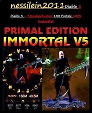 Diablo 3 RoS Ps4/Xbox One - Totenbeschwörer/Necromancer - 150 Portale - MODDED