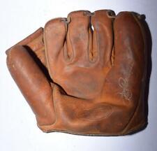 Vtg. J.C. Higgins Baseball Glove 1615 - Jerry Coleman Model - New York Yankees