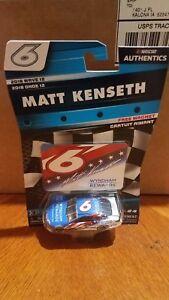 2018 NASCAR AUTHENTICS WAVE 12 MATT KENSETH WYNDHAM REWARDS 1:64