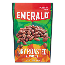 Emerald Dry Roasted Almonds 5 oz Pack 6/Carton 33664