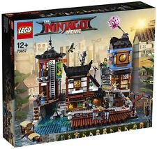 LEGO NINJAGO MOVIE Ninjago City Docks 70657 Brand NEW