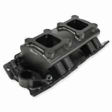 Holley 835062 Sniper Sheet Metal Fabricated Intake Manifold For BB Chevy NEW