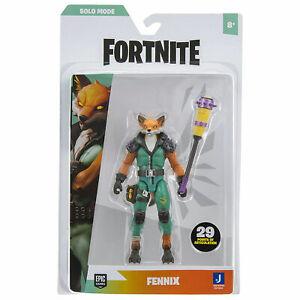 Fortnite Solo Modo 4-inch Core Figuras Pack - Fennix Nuevo