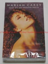 New Mariah Carey Here We Go Around Again Loverboy Limited Edition Cassette Tape