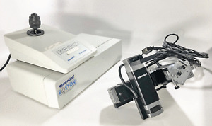 Eppendorf 5171 3-Axis XYZ Micromanipulator +5177 TransferMan Joystick Controller