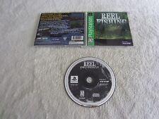 Reel Fishing (Greatest Hits) (Sony PlayStation 1, 1997)