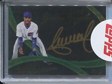 2014 TOPPS FIVE STAR ARISMENDY ALCANTARA GOLDEN GRAPHS AUTO 12/15 CHICAGO CUBS