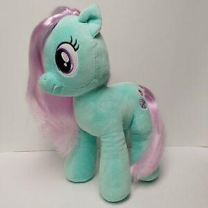 "Minty BAB My Little Pony plush Build A Bear 16"" stuffed animal G3 G4 2016 MLP"