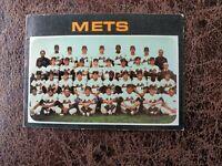 (1) 1971 TOPPS Baseball New York Mets Team Card #641 - Nolan Ryan