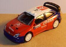 NEUF NOREV 3 INCHES 1/54 CITROEN XSARA N°4 RALLYE WRC 300 CV NEUF