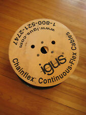 Igus Chainflex Cable CF30.100.04 10 gauge 4 Conductor 75 Feet New Roll