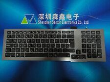 New WB version Keyboard for Asus G75 G75V G75VW-BBK5 Series Backlit black