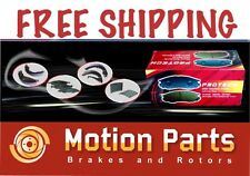 Front Semi Metallic Brake Pads PMD829 Fit Honda Civic Coupe 2006-2011
