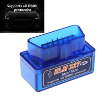 Bluetooth Mini ELM327 Car Diagnostic Interface Scanner Tool Torqu RA#