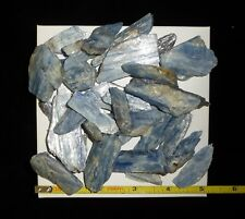 100g Natural BLUE KYANITE CRYSTAL SPECIMENS, Brazil