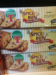 JAMAICAN Spice Buns Genuine  2 x795g LISTING IS  FOR HTB ..