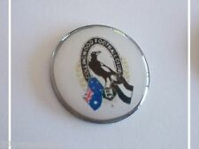 anneys ~ GOLF  BALL  MARKER - * collingwood magpies * ~