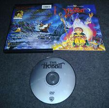 1977 The Hobbit DVD Animated J.R.R Tolkien Rankin Bass Orson Bean OOP RARE