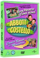 Abbott & Costello - Buck Privates Come Home / Comin Rotondo Il Mountain DVD