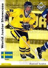 1998-99 UD Choice Reserve #294 Daniel Sedin