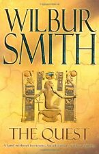 The Quest (Egyptian Novels),Wilbur Smith