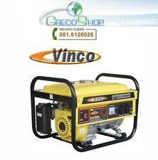 Gruppo elettrogeno/Generatore con scheda AVR 2200W - 220V Vinco - BDLEC2500