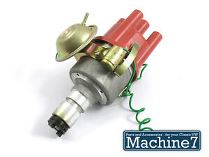 Classic VW Beetle Distributor Dizzy Vacuum Advance Ignition Points Bug Camper T2