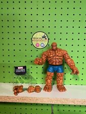 Hasbro Marvel Legends Walgreens Exclusive The Thing Fantastic Four Figure Loose